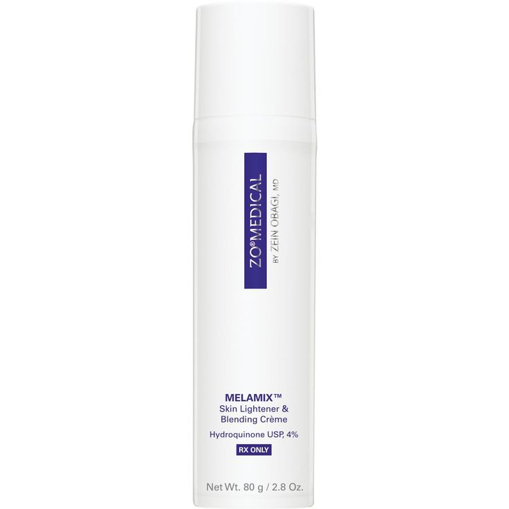 Skin Lightener & Blending Crème Hydroquinone USP, 4%  A 4% hydroquinone bleaching cream penetrates the skin and effectively delivers the active ingredients.