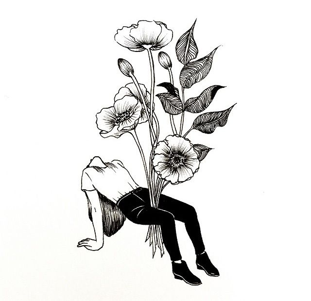 Henn Kim illustrations