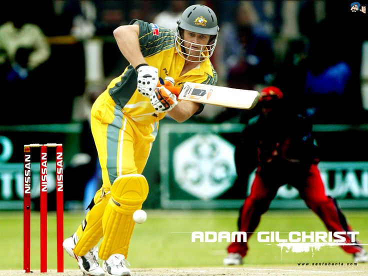 Adam Gilchrist Wallpaper #9