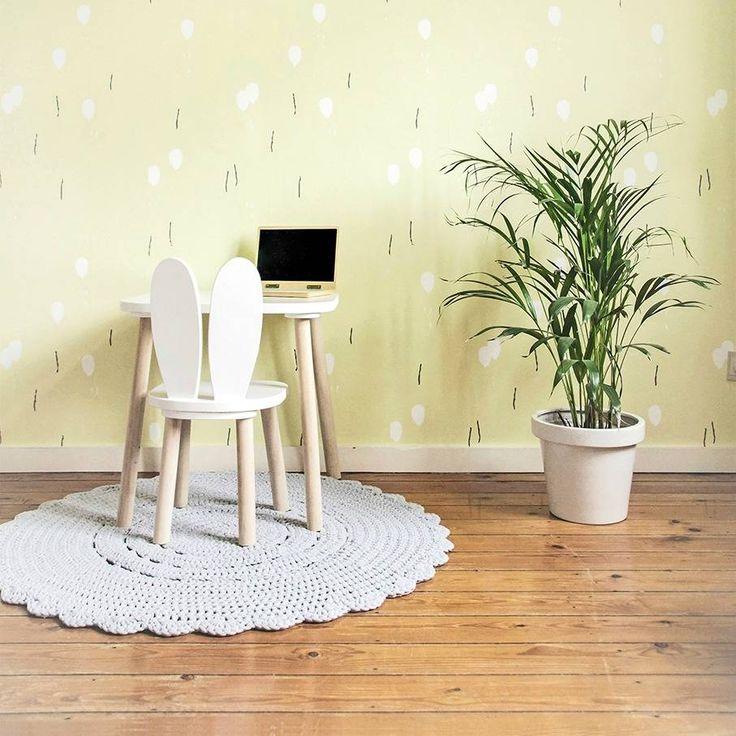 Het is feest op de muur met het behang Keep dreaming van Roomblush! Een speelse collectie, een eyecatcher op je muur. Super leuk voor in de kinder, speel, slaap