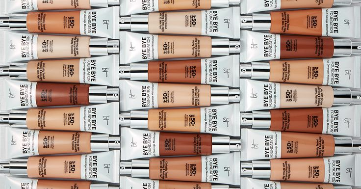 IT's time to say Bye Bye to foundation! Meet Bye Bye Foundation: your full coverage moisturizer! It's skincare, infused with 7 key fermented ingredients plus SPF 50 physical-only sunscreen and full coverage pigments! #entry