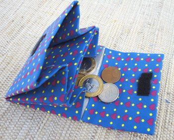 Recicle tetrapacks e faça seu porta-níquel