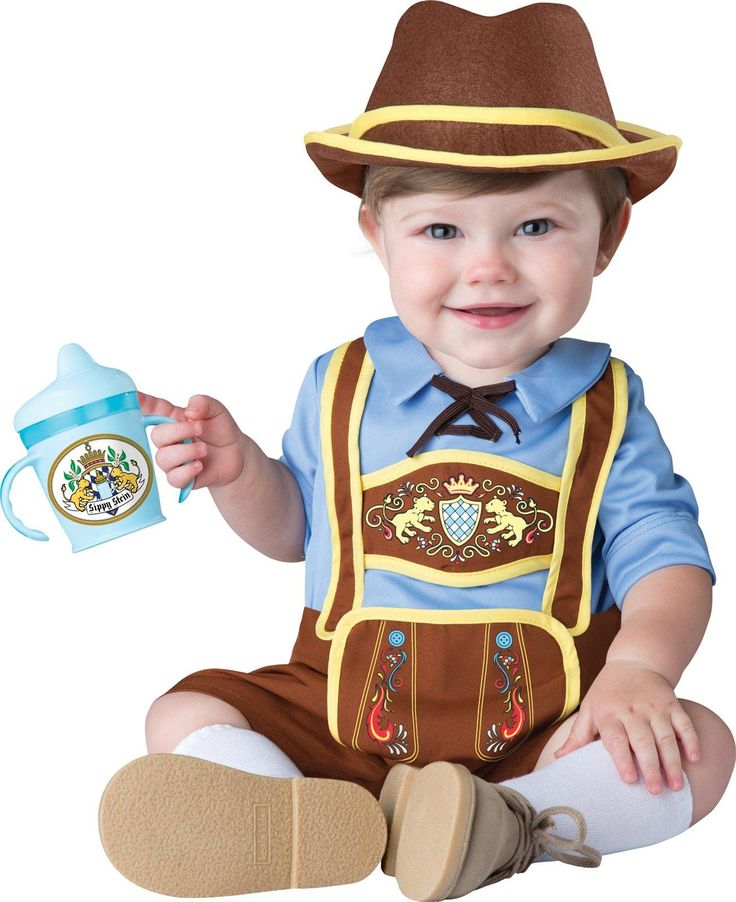 Baby Little Lederhosen Costume from Buycostumes.com