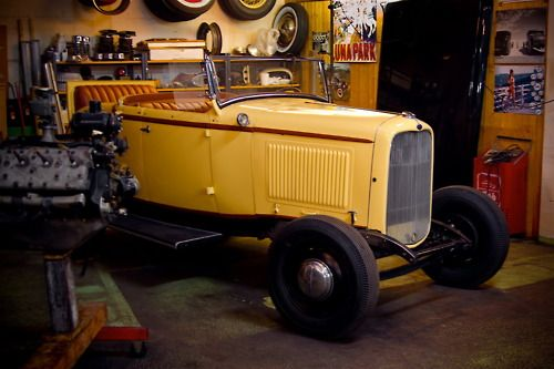 yellowMotorcycles, Garages Time, Custom Cars, Kustom Cars, Antiques Cars, Hot Rods