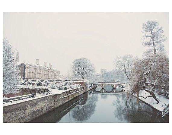 winter in cambridge by oohprettyshiny