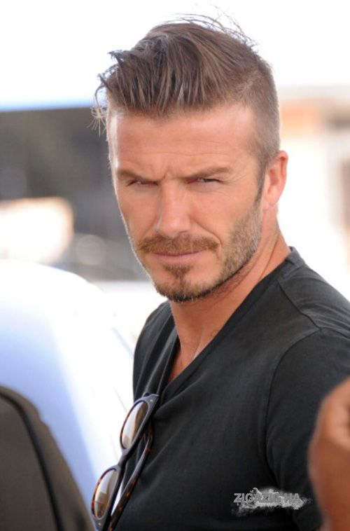 Hairstyles For Men With Big Foreheads Prepossessing 43 Best Mens Hair Styles And Such Images On Pinterest  Moustaches