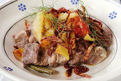 Antichi Sapori restaurant, Piazza Sant'Isidoro, 10  Montegrosso (frazione)  Andria (BT) – Italy