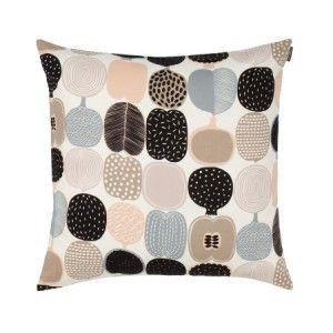Kompotti Cushion Cover white D