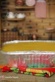 Marmitinha de Mingau de milho/ Curau