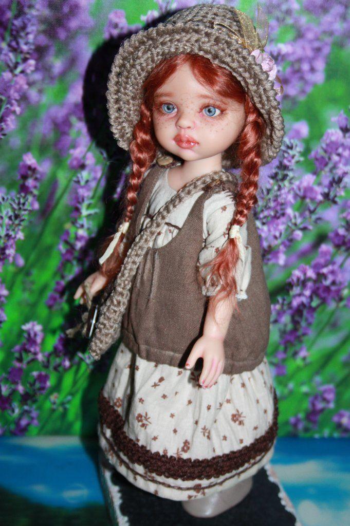 Если вы не можете радоваться, радуйтесь, как можете. Моя Энн Ширли. / Paola Reina, Antonio Juan и другие испанские куклы / Бэйбики. Куклы фото. Одежда для кукол