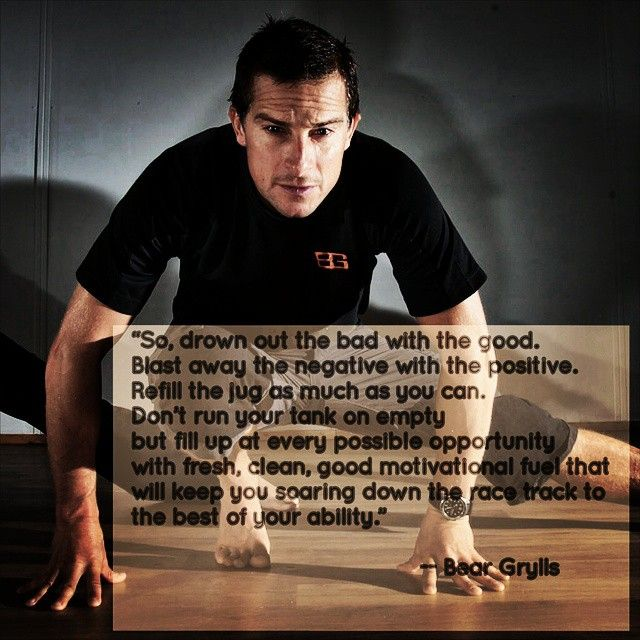 Inspirational Quotes About Failure: 72 Best Images About Bear Grylls Quotes On Pinterest