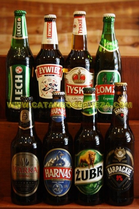 Pack #Cerveza Rubia Polaca Una cuidada selección de nuestras mejores cervezas polacas compuesta por diferentes estilos.