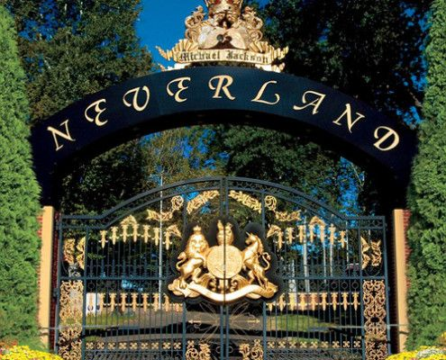 Michael Jackson's Neverland ranch up for sale for $100 Million