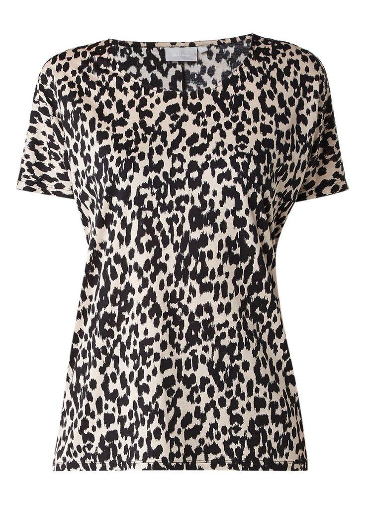 Op zoek naar InWear Yoki T-shirt met luipaardprint ? Ma t/m za voor 22.00 uur besteld, morgen in huis door PostNL.Gratis retourneren.