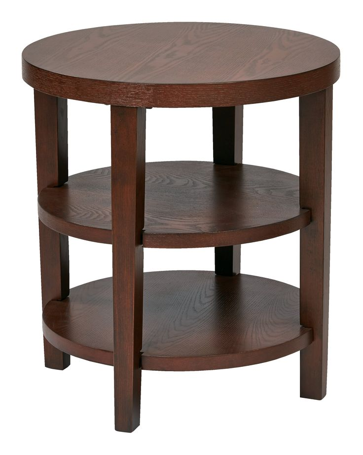 Best 25 Round End Tables Ideas On Pinterest Wood End