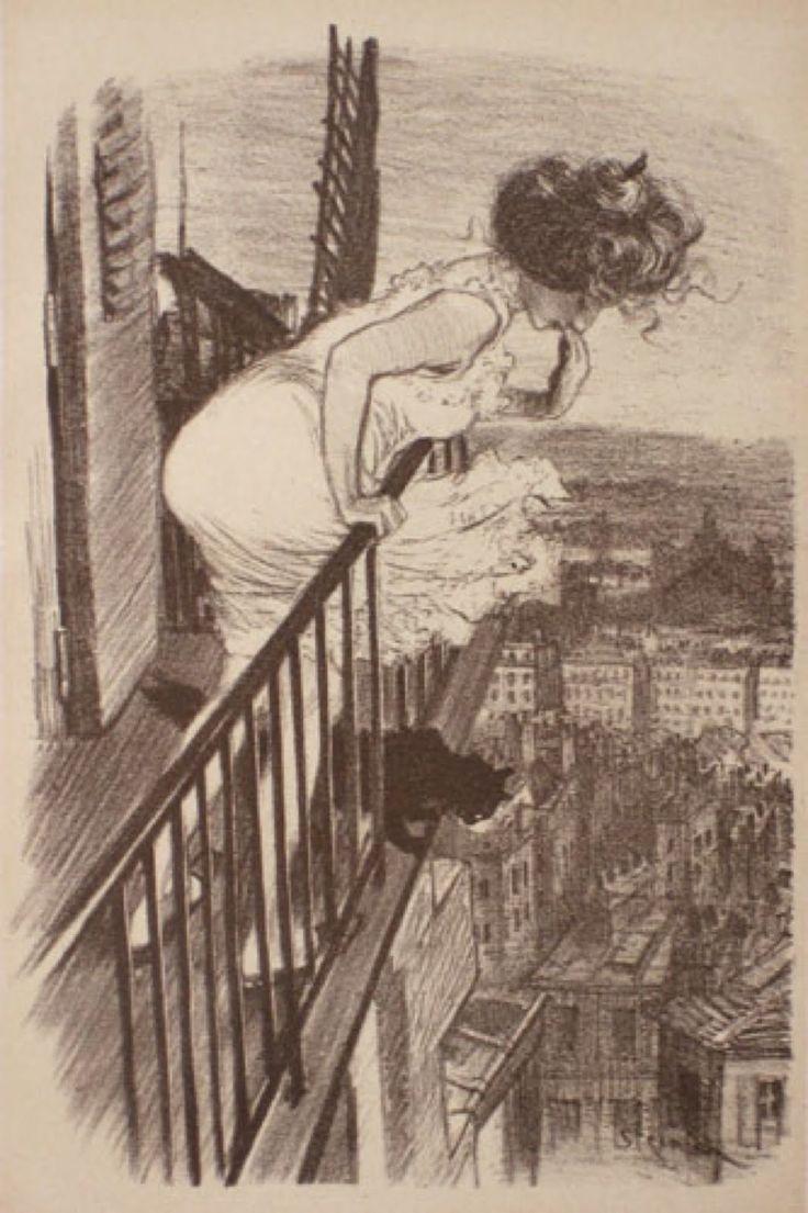 Fin de bail, 1899