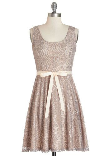 Impress Rehearsal Dress. As part of the supporting cast for this celebration of nuptials, you simply cant wait to slip into this lavender lace dress for the rehearsal dinner. #lavenderNaN