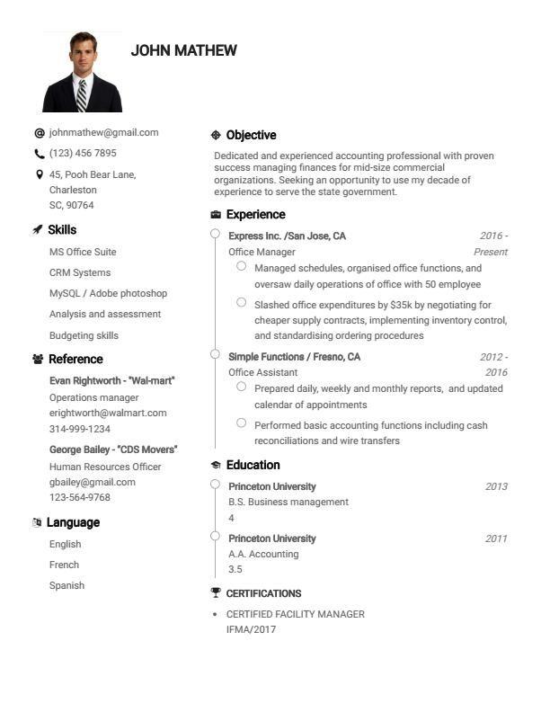 Resume Builder App Free Cv Maker Cv Templates 2020 Fr Best Free Resume Templates Cv Design Template Cv Template Download