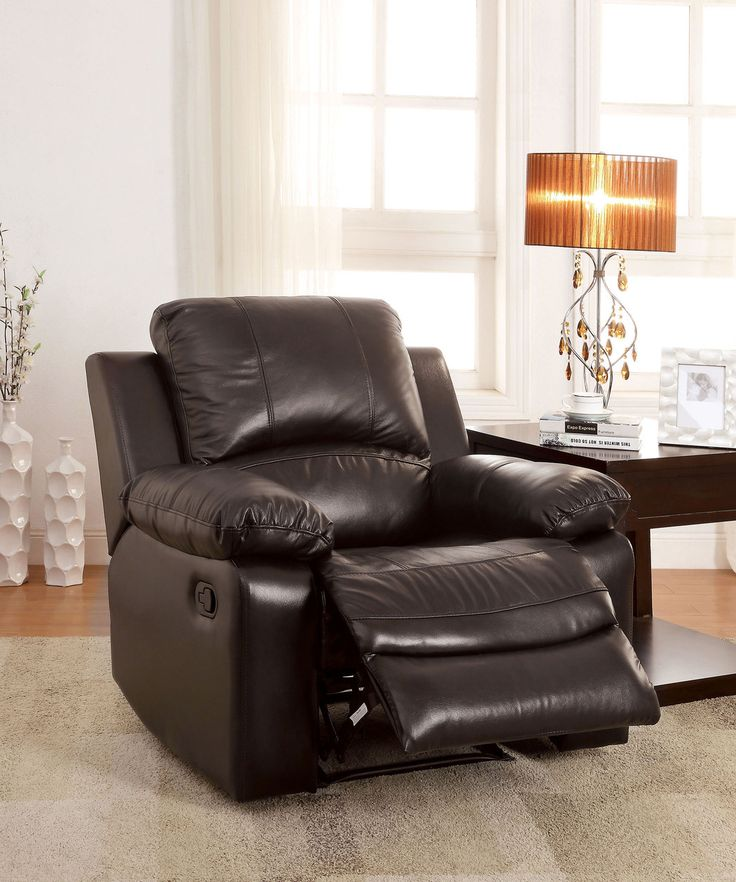 RECLINERS CHAIR CM6327-CH DAVENPORT COLLECTION Smooth comfort is right at your ?ngertips with this & Best 25+ Rustic recliner chairs ideas on Pinterest | Outdoor bar ... islam-shia.org