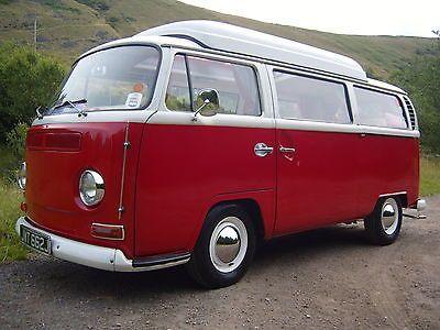 eBay: eBay: VW T2 EARLY BAY CAMPER 1971 (GENUINE DORMOBILE CONVERSION ) £14,800 o.v.n.o