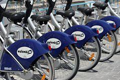 Bike Rental Made Easy: Valenbisi