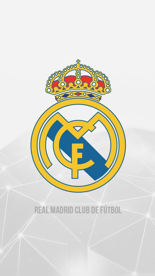 Real Madrid FC (iPhone 5 - Lockscreen)