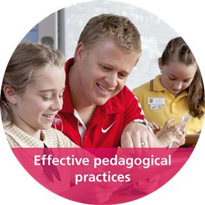 Effective Pedagogy applied in schools