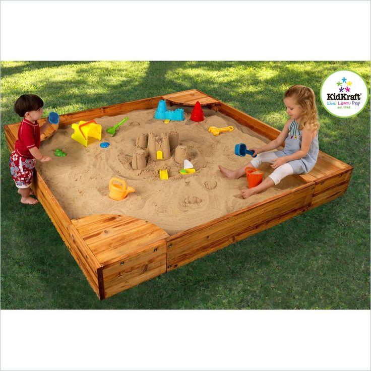 Kidkraft Backyard Sandbox - 00130 In 2019