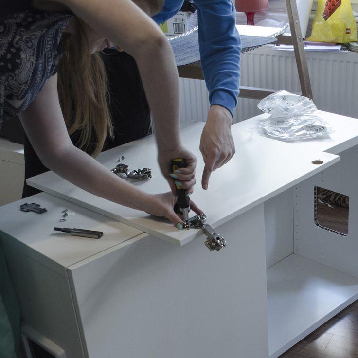 27 besten ikea katzenklo selber bauen bilder auf. Black Bedroom Furniture Sets. Home Design Ideas