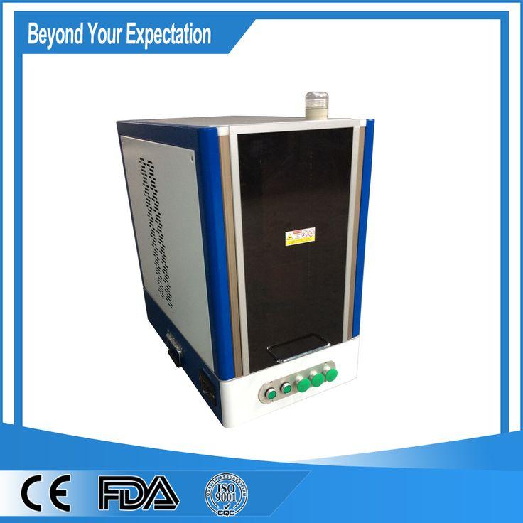 30w copper marking engraving machine fiber laser marking machine