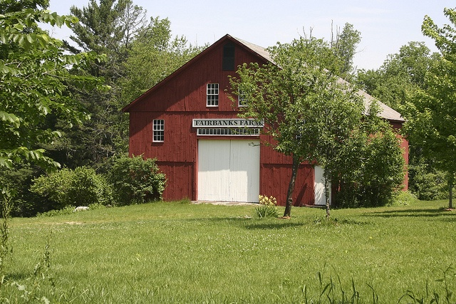 The Red Barn, Holden MA, via Flickr.