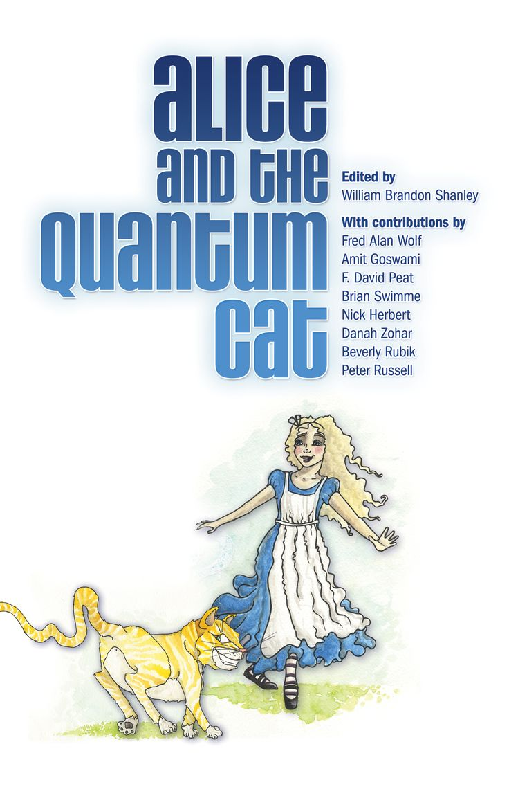 With the help of a most curious cat, Alice leapfrogs from Victorian England into a series of parallel worlds where she encounters an entire magic box of bizarre characters: everything from strange attractors and thinking electrons to talking quantum paradoxes. Observe the cat having an unpleasant encounter with Professor Schrödinger before he learns to jump universes at the blink of an eye. Learn more and more about the curious world of 21st century science.