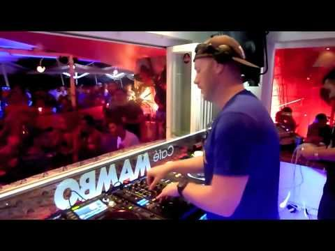 Eric Prydz @ Cafe Mambo 9th August 2011