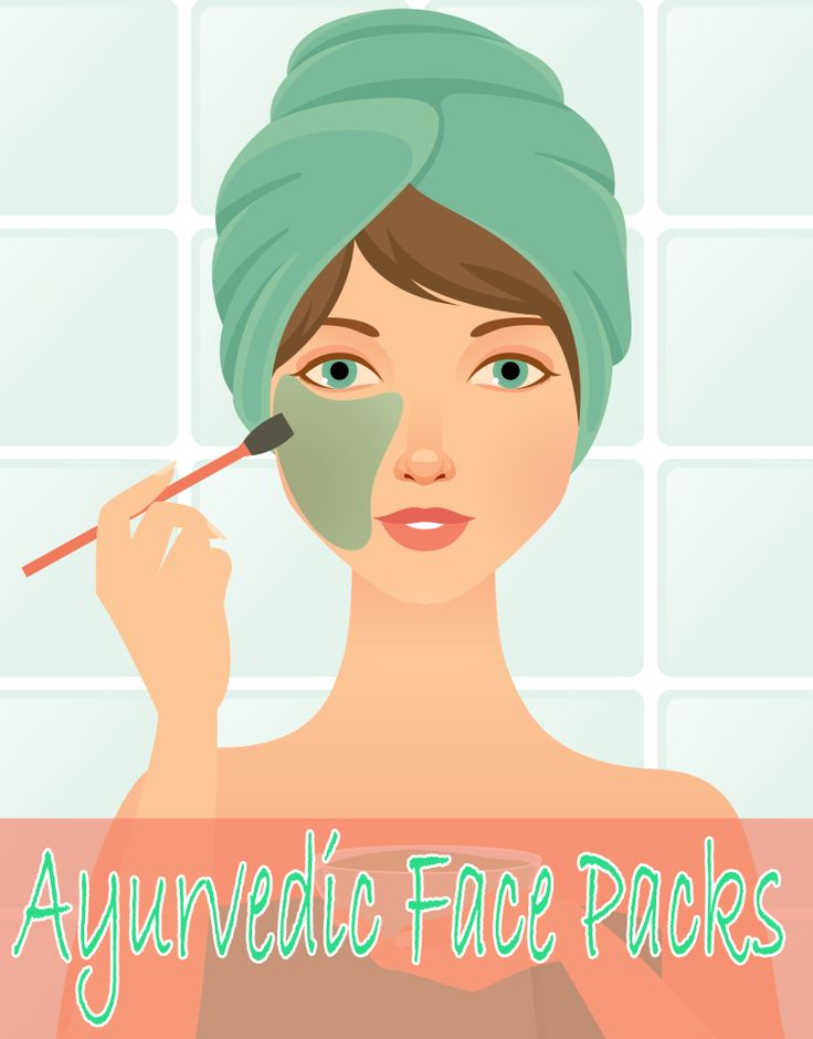 Ayurvedic face packs are natural and do not irritate the skin. This article lists the Ayurvedic face packs you can try out at home to get glowing skin