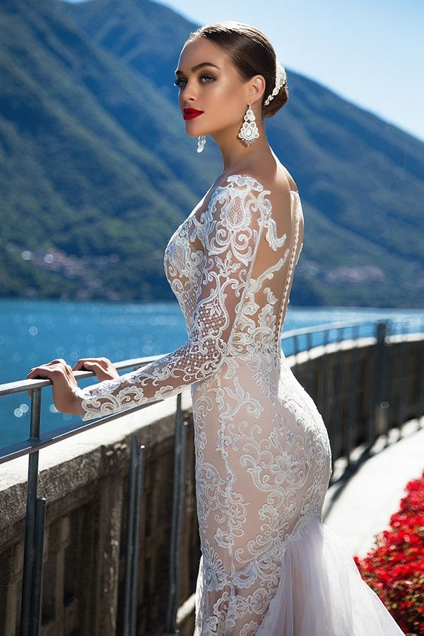 Milla Nova Bridal Wedding Dresses 2017 ariana2 / http://www.himisspuff.com/milla-nova-bridal-2017-wedding-dresses/11/