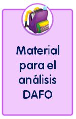 Material para el análisis DAFO en centros educativos