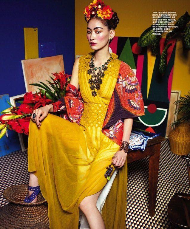 les 2048 meilleures images du tableau frida kahlo sur pinterest frida kahlo broderie et frida. Black Bedroom Furniture Sets. Home Design Ideas