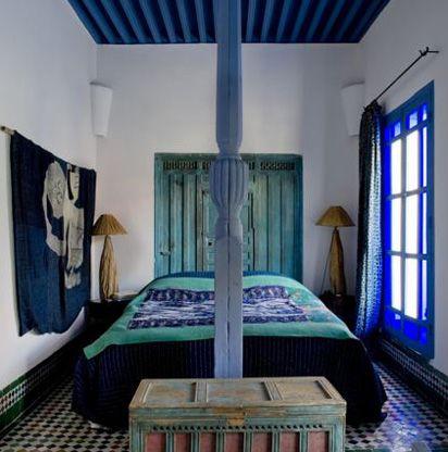 Chambre de l'Africain