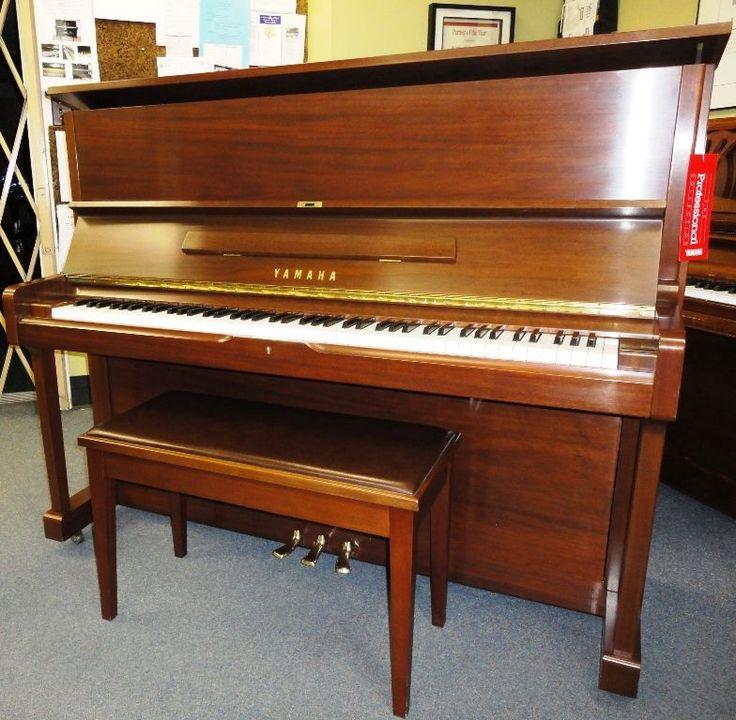 25 best ideas about yamaha u1 on pinterest yamaha piano for Yamaha u1 disklavier upright piano
