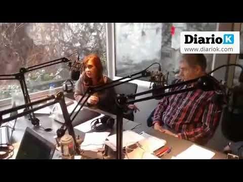 Cristina habló sobre el despido de Navarro y la libertad de expresión - YouTube