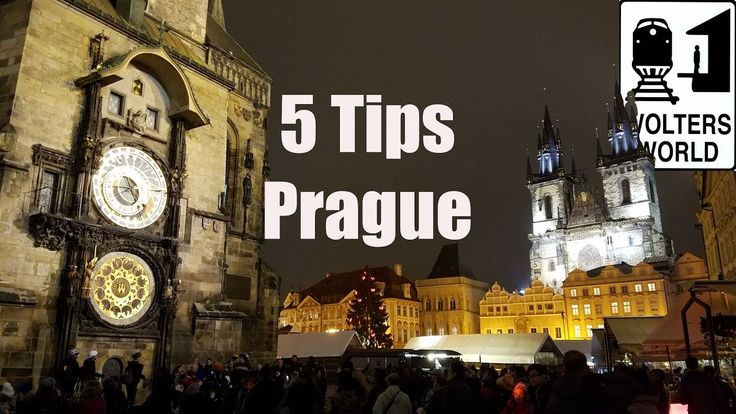 Visit Prague - 5 Tips to Get the Most Out of Visiting Prague