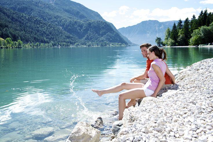 Der Spaß am #Achensee kommt bei uns auch nicht zu kurz!  http://www.karwendel-achensee.com/de/pertisau-achensee-erleben/