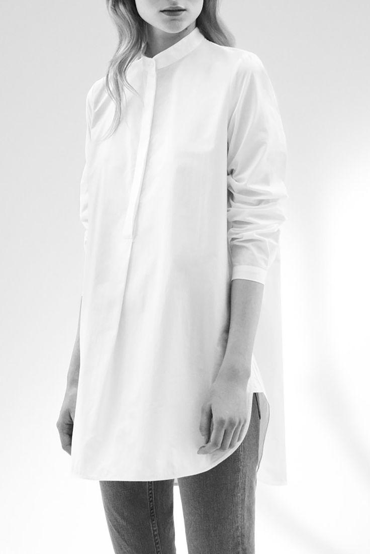 COS | The White Shirt