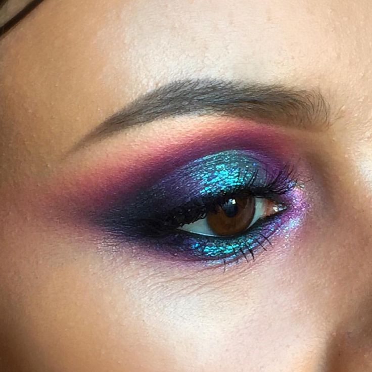 Metallic Eyeshadow