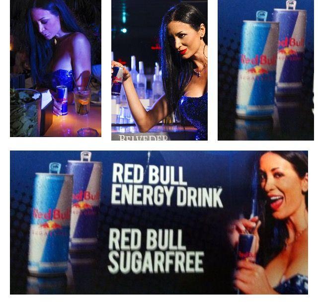 Red Bull Regina Salpagarova