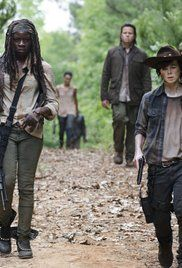 Walking Dead Season 5 Episode 2. Rick and the group cross paths with a mysterious priest and take shelter in his church, soon realizing that they're being hunted. Meanwhile, Daryl and Carol follow a lead to the whereabouts of Beth.