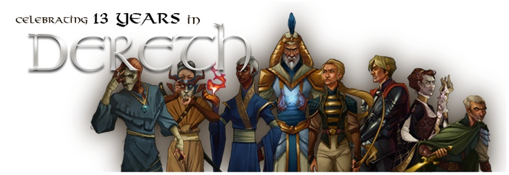 """Day 20 - Asheron's Call. It's the """"big february patch"""" - there's a new skill, new loot tier, and monster rebalancing.  Join me at 5 PM PST as a make a new character and traverse Dereth! twitch.tv/skylatron"""