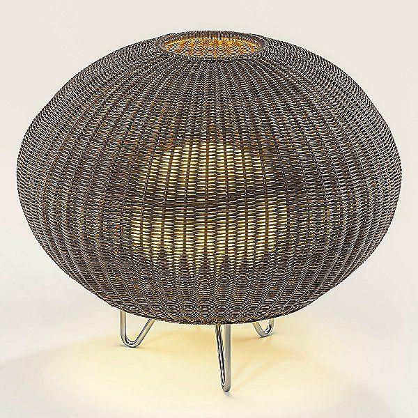 Garota Short Outdoor Floor Lamp