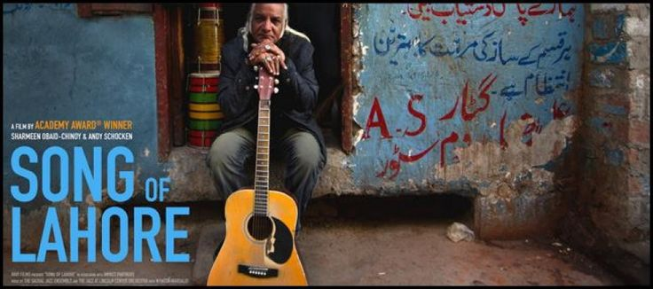 Sharmeen Obaid Chinoy's 'Song of Lahore' gains entry into Tribeca Film Festival!