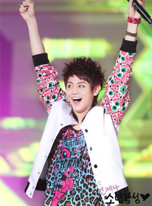 The Cute Vocalist Yang Yoseob